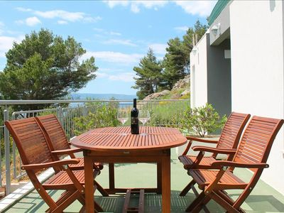 Photo for Apartment Mario few meters from the beach in very quiet area