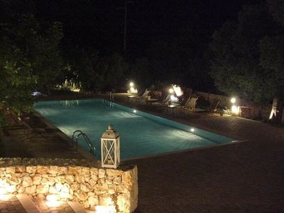 Photo for Podere Madia Ostuni Apulia Luxury property with pool