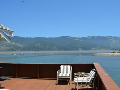 Photo for Best View In Bolinas ! Steps Away From The Beach,  Oceanfront Charming House