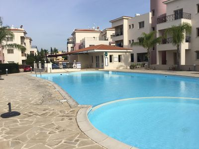 Photo for KINGS RESORT 2 BEDROOM APARTMENT CLOSE TO THE SEA WITH TWO BALCONIES