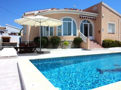Photo for Private Pool Villa - Private Pool Chalet CASA GINER