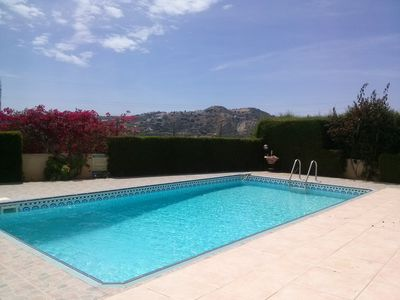 Photo for Luxurious, Spacious, Well Equipped Villa With Private Pool & Beautiful Gardens