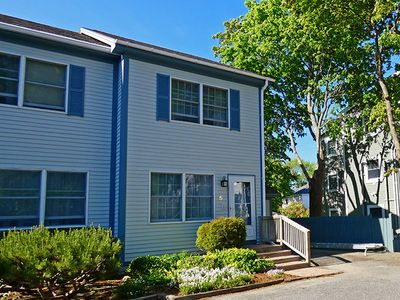 Photo for Village Hideaway: Recently Renovated Townhouse right in Downtown Bar Harbor