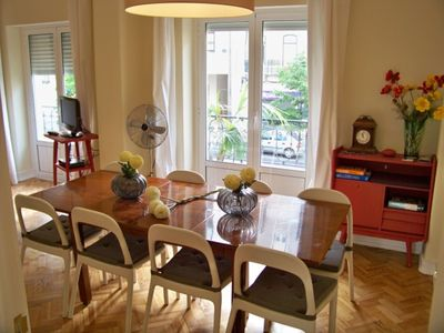Photo for The location of this apartment is very convenient for tourists