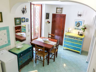 Photo for Vacation home Alba in Positano - 4 persons, 2 bedrooms