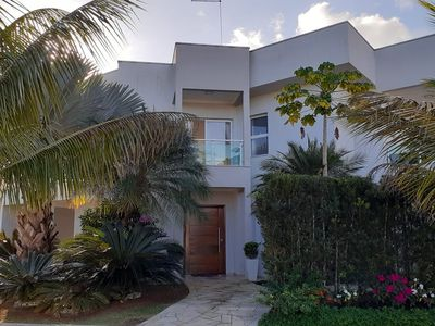 Photo for Townhouse Beach with Wifi, pool, 3 suites, 6 spaces, 257 mts, 5 bathrooms