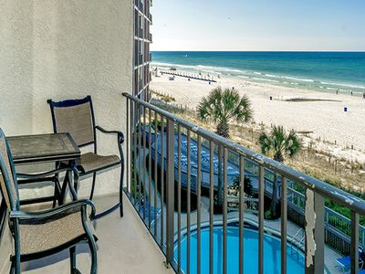 Photo for GREAT VIEWS! COZY CONDO! OPEN 10/19-26! PLENTY OF ROOM FOR 4!