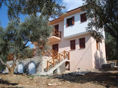 Photo for Villa with fantastic views over the Pagasitic gulf MHTE0726K10000401101