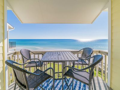 Photo for Paradise30A~ Highview, Beach Front, Blue Mountain Beach! Beautiful Views! Book now for 2019!