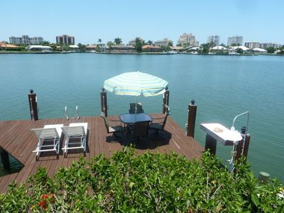 Photo for Luxury 5* Waterfront Home w/ Private Pool, Dock & Views from $295/NIGHT