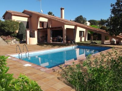 Photo for Holiday house Lloret de Mar for 6 - 14 persons with 7 bedrooms - Villa