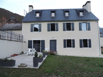 Photo for Restored village house (classified 4 ears) located 5 minutes from St Lary Soulan