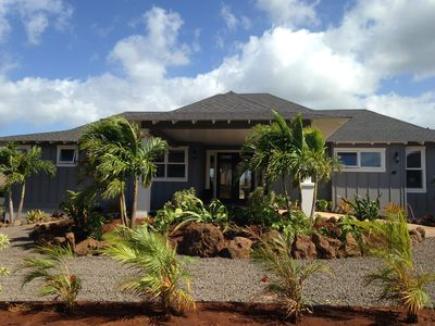 Photo for HOME & GUEST HOUSE FOR PRICE OF 1 POIPU BEACH ESTATES 5 BR/ 5 BA  WALK TO BEACH