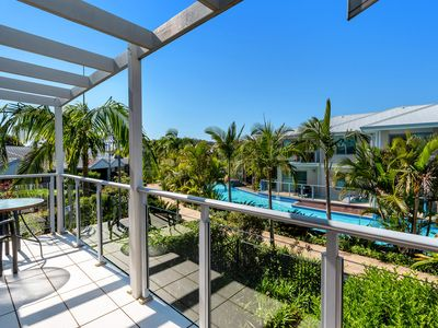 Photo for Your own private townhouse within Pacific Blue Resort.