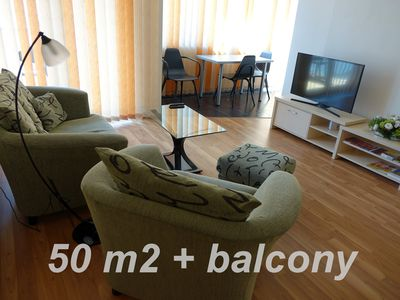 Photo for EEL Brno apartments Old Brno - 1 BEDROOM apart