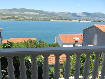 Photo for Apartment Bubi  A2 Prvi kat(4+2)  - Mastrinka, Island Ciovo, Croatia