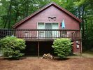 3BR Chalet Vacation Rental in Madison, New Hampshire
