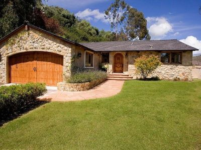 Dog Friendly Vacation Rentals In Santa Barbara Ca