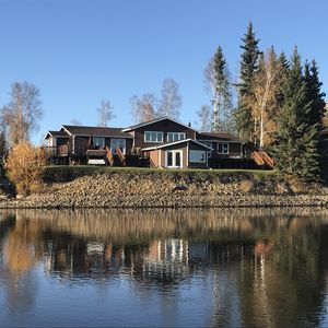Luxury Home On The Chena River - North Suite