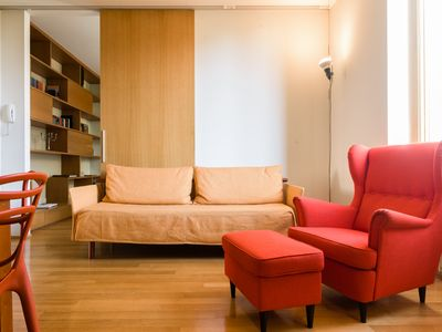 Photo for Conca - Walking distance to Duomo. Air Conditioning and WiFi