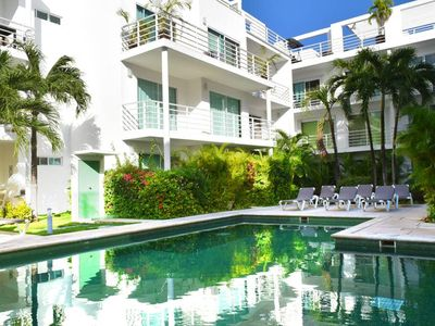 Photo for 2 bedrooms condo located located in the peaceful area of Playa del Carmen