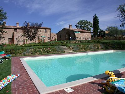 Photo for Apartment Fuoco in Montepulciano - 6 persons, 2 bedrooms