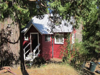 Photo for 1BR Cabin Vacation Rental in Long Barn, California