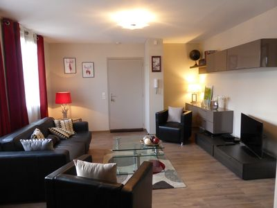 Photo for DUPLEX APARTMENT 75 sqm IN THE CITY CENTRE OF BAYEUX