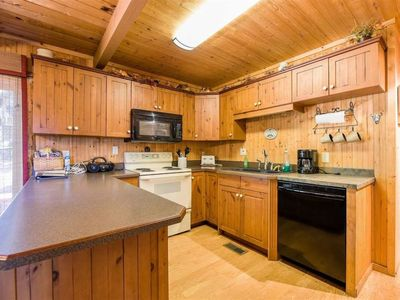 Photo for Coyote-3 bedroom cabin located in the Black Hills, Terry Peak Ski Area