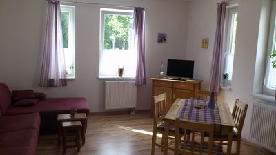 Photo for Apartment with parking in the historic old town of Stralsund