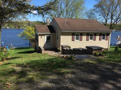 Photo for PORT BAY - WOLCOTT, NY   WATERFRONT COTTAGE RENTAL  DOGS ALLOWED -  (NO CATS)