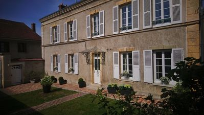 Photo for Charming well fitted gîte with all modern conveniences, Wi-Fi and large beds
