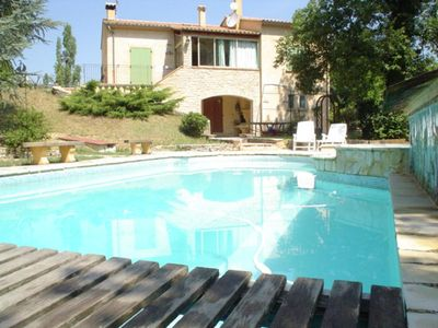 Photo for Villa in Provence with heated pool and SPA