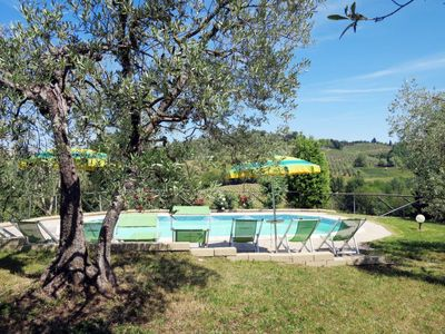 Photo for Vacation home Agriturismo Sangiovese (SGI315) in San Gimignano - 10 persons, 4 bedrooms