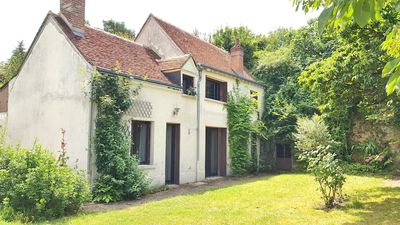 Photo for La Croix des Granges, a cottage *** in Touraine