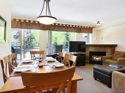 Photo for New Property! Village North 3 Bedroom (sleeps 8) - views & private hot tub