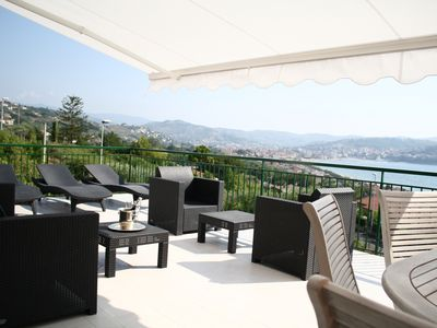 Photo for An exclusive suite overlooking the sea of Cilento