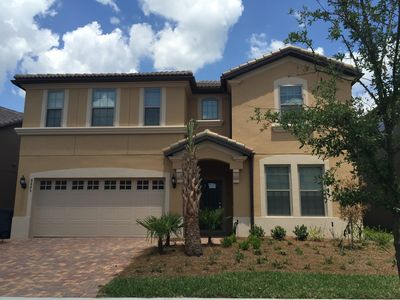 Photo for Luxury Villa Grand Opening , 9 Bd/6 BA, Pool/Spa, Sleeps 22, At Disney Doorsteps