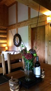 Photo for 3BR Cabin Vacation Rental in Newland Valley Log Cabins, Newland, Cumbria