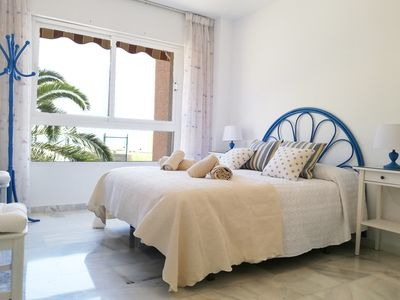 Photo for Costa del Oro Apartment - Frontline Beach of Torrox Costa