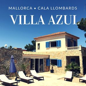 Photo for Exclusive, new house, absolute beach, pool, air conditioning, Cala Llombards