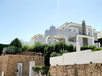 Photo for Luxury villa with panoramic views