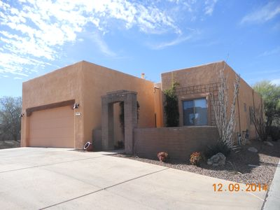 Photo for Very Private, Newly Furnished Home In Barrio De Tubac