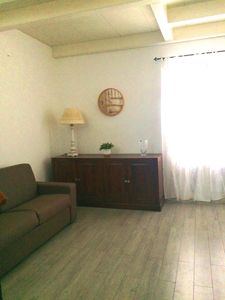 Photo for Bright apartement, 5 minutes from the sea!