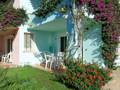 Photo for One bedroom Apartment, sleeps 5 in Porto Rotondo with Air Con and WiFi