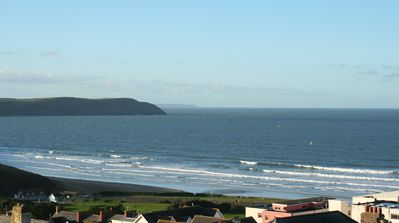 Photo for Family Holiday Apartment With Spectacular Views Of Woolacombe Beach