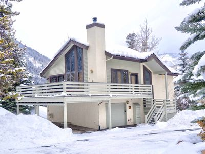 Photo for Single family home in a beautiful setting in East Vail near free bus!!
