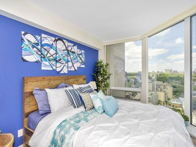 Photo for QuickStay - Elegance in Yorkville (Yonge & Bloor)