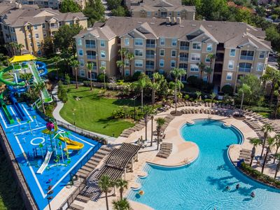 Photo for Exclusive Windsor Hills Condo, resort amenities near Disney