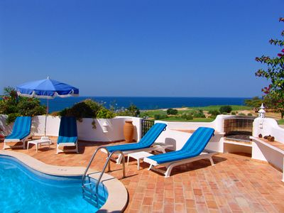Photo for Great Location. See Views. Private Pool in Vale  do Lobo W139